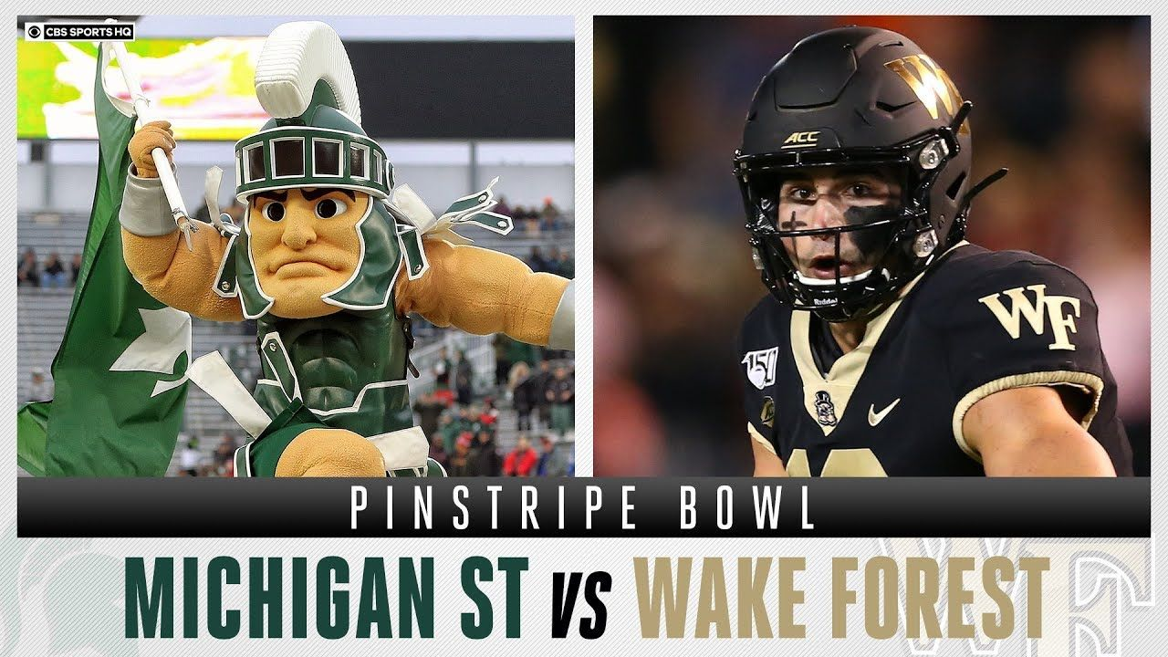 How To Bet The Pinstripe Bowl With Expert Picks Michigan