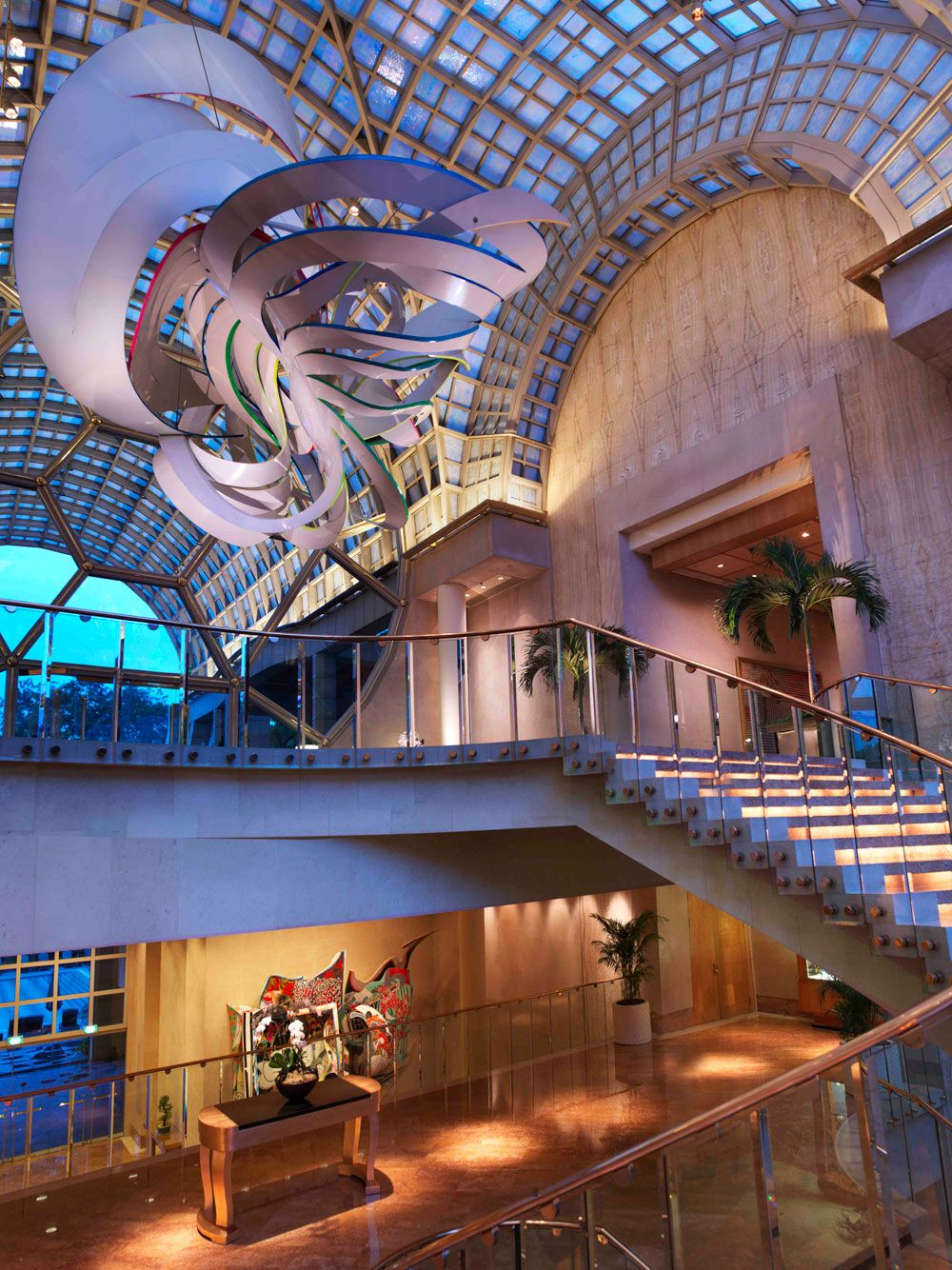 7 Star Hotel Rooms: The Ritz Carlton Millenia Singapore (With Images