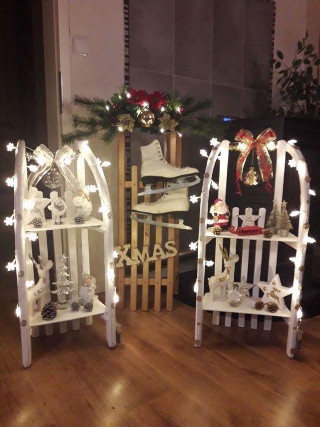 Weihnachtsdeko #weihnachtsdekohauseingangaussen