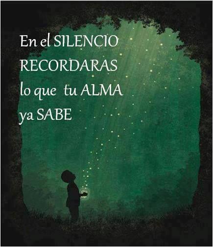 No Silêncio Recordará O Que Sua Alma Já Sabe Uau Frases