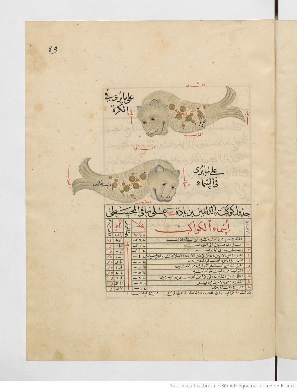 Epingle Par Anneke Cottle Sur Manuscripts Bibliotheque Nationale De France Bibliotheque Nationale Astronomie