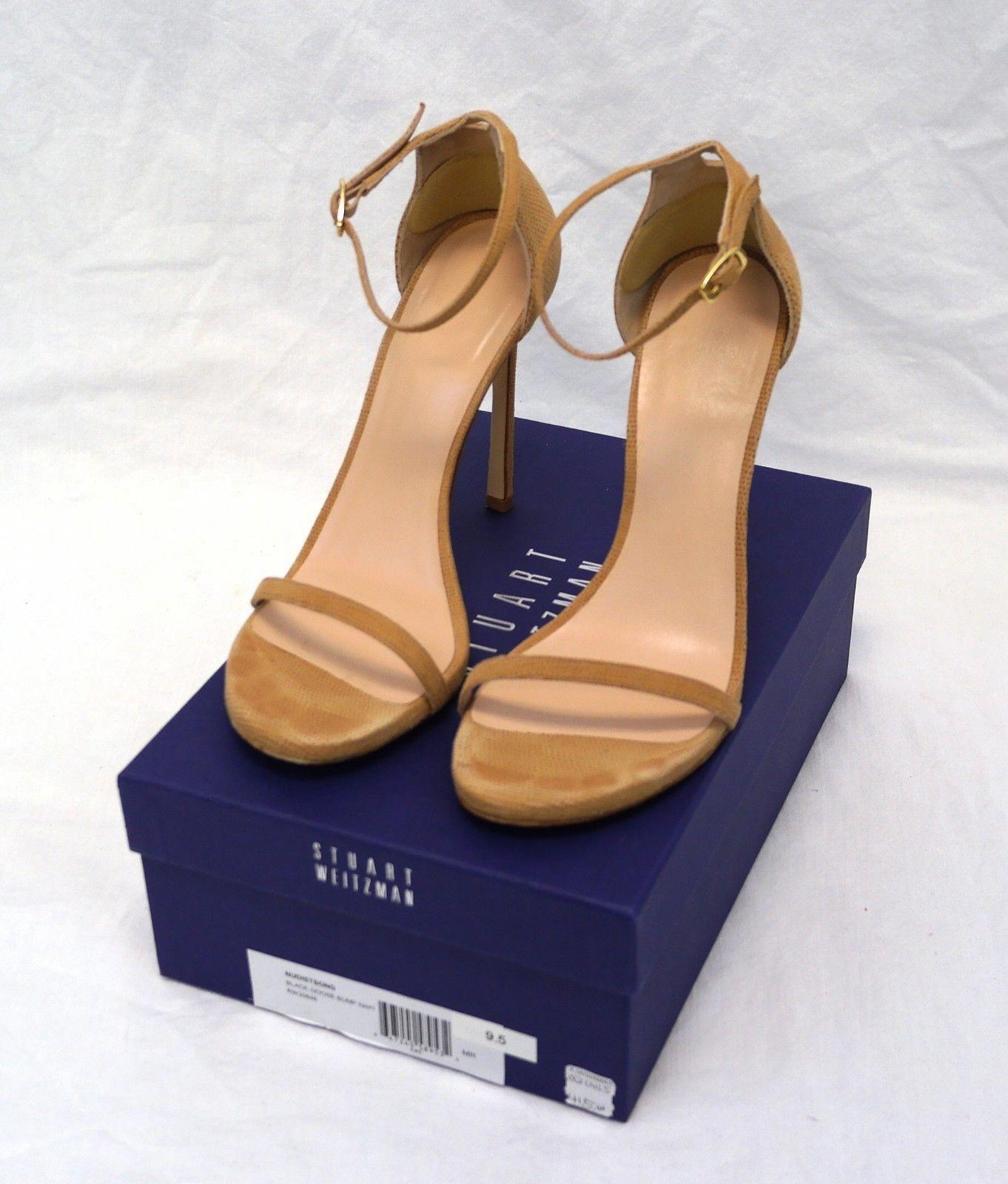 78d137ed603 EUC Stuart Weitzman Nudistsong High Heel Sandal