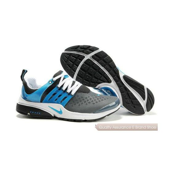 lowest price 58a82 70fbe Nike Air Presto 2 Mens Carving Sneakers Grey Blue | Shoes I want ...