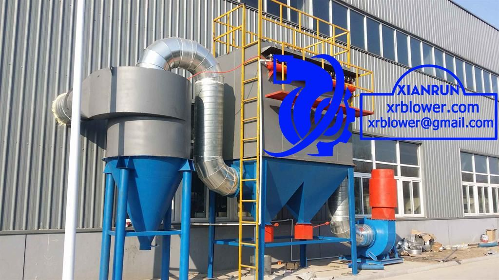 Cyclone Dust Collector by Xianrun Blower,