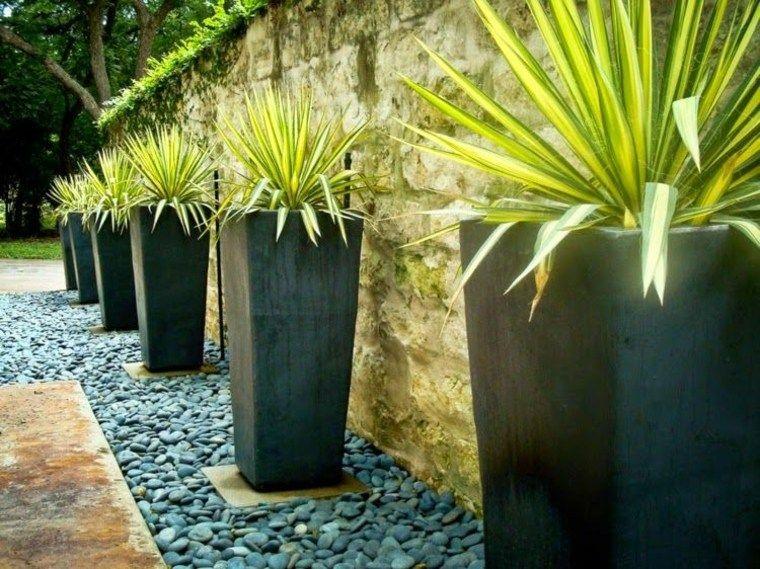 100 ideas para jardines minimalistas modernos e impresionantes.
