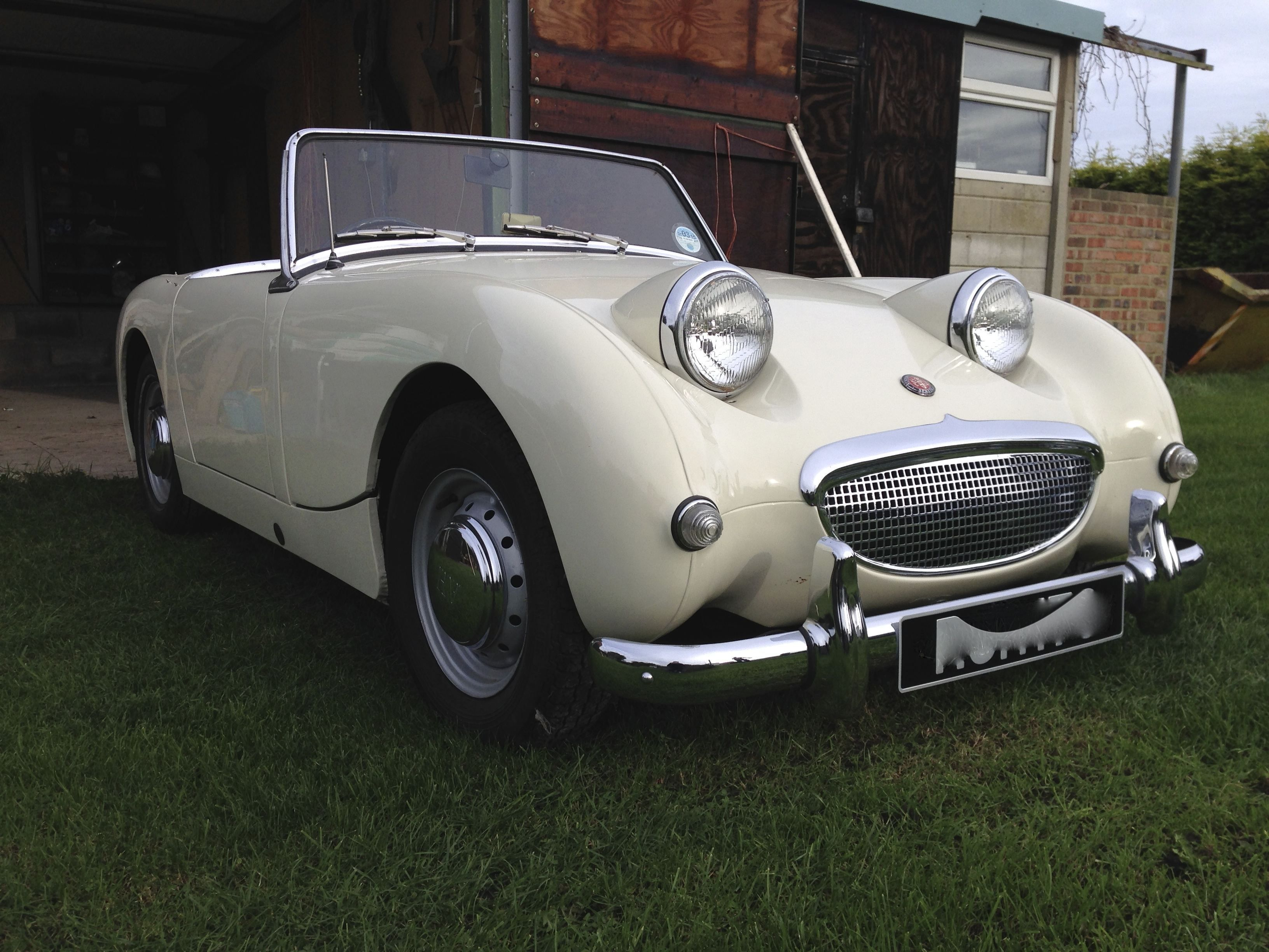 MK1 Frogeye Sprite | Sprites, Austin healey and Cars