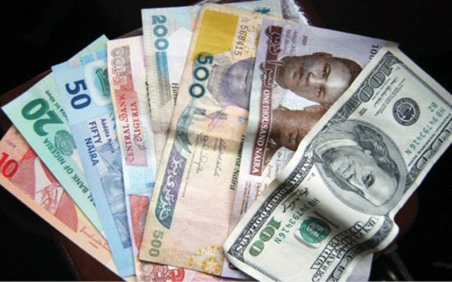 Get Daily Naira To Dollar Euro Pound