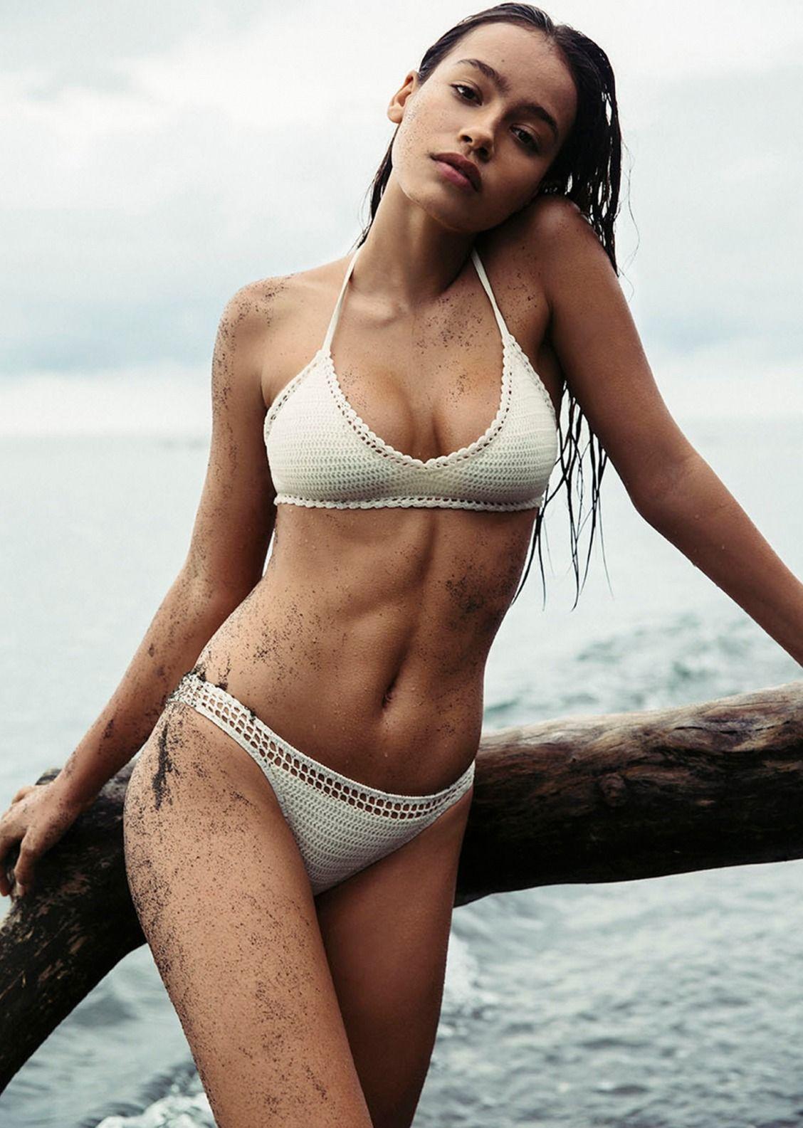 8baa92b3cc47 Hippie Hooray Tali Bikini Top   Billabong US   f a d e t o w h i t e ...