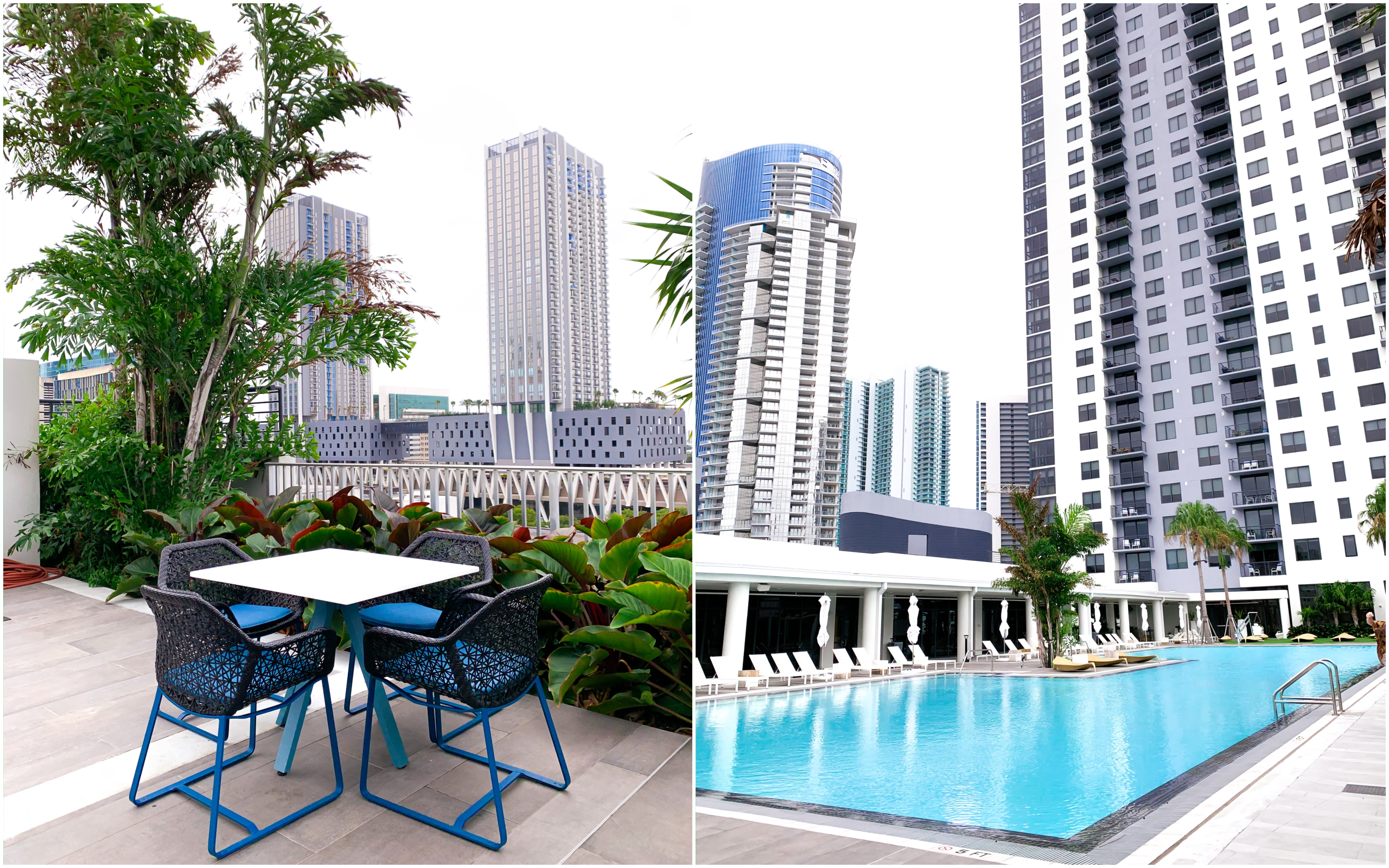 Miami blogger Krista Perez shares her Stay at Domio