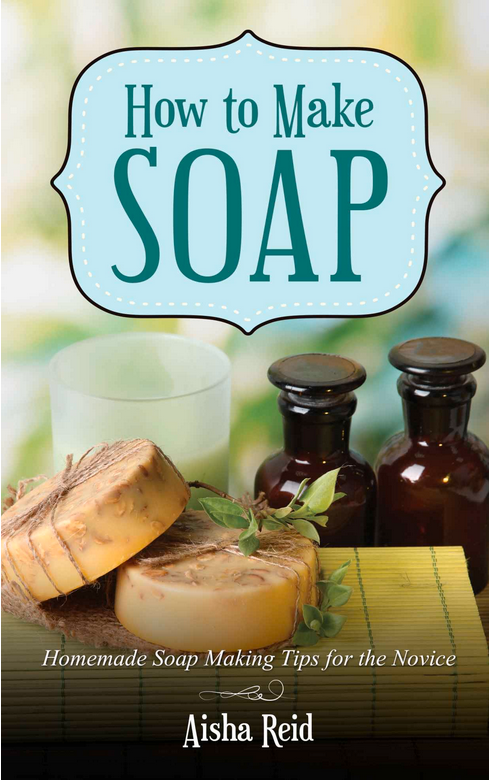 Are you a beginning soapmaker or just want to be? Then be sure to pick up How to Make Soap: Homemade Soap Making Tips for the Novicetoday from Amazon. It's available completely free today (8/17/14) as...