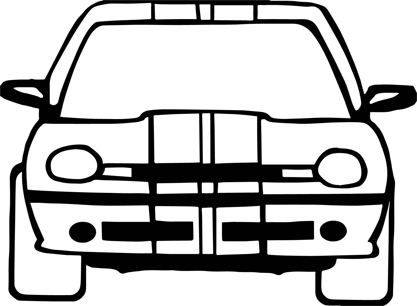 Cool Car Coloring Pages - Coloring Home | 1298x1764