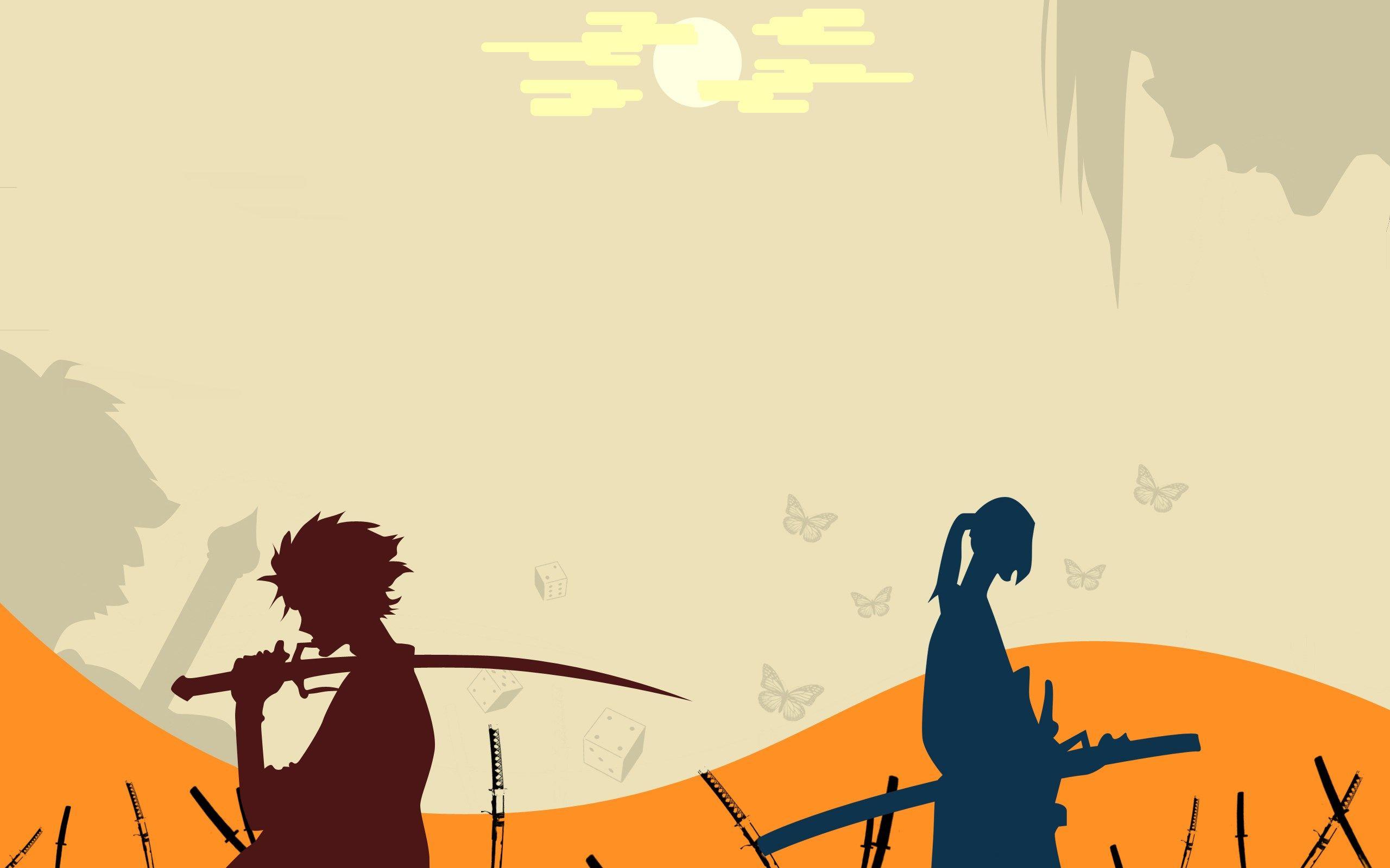Samurai Champloo Desktop Nexus Wallpaper Samurai Champloo Anime Wallpaper Samurai Anime