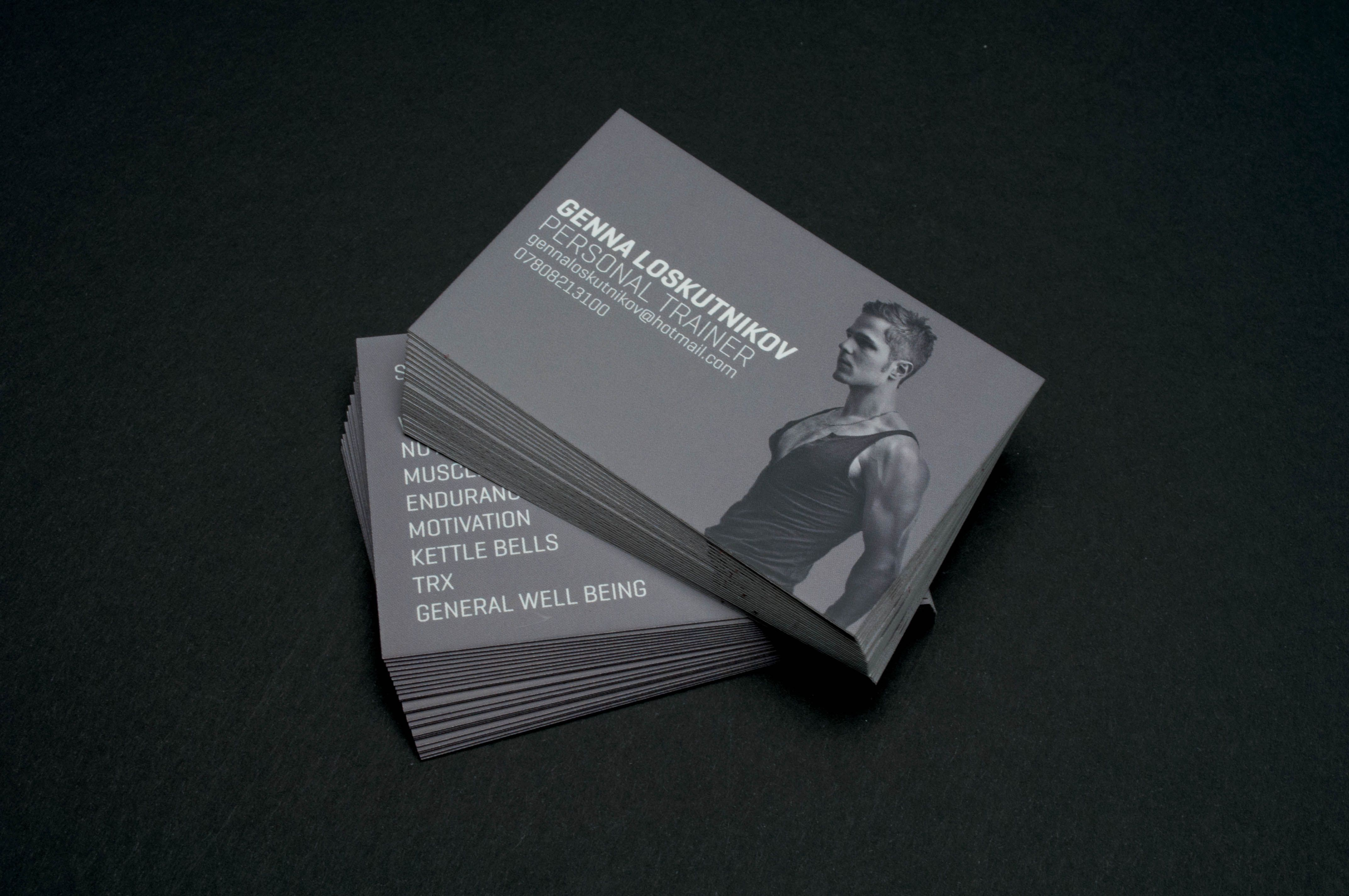 personal trainer business card - Google Search | PT | Pinterest ...