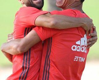 novo perfil (Gilvan de Souza/Flamengo)