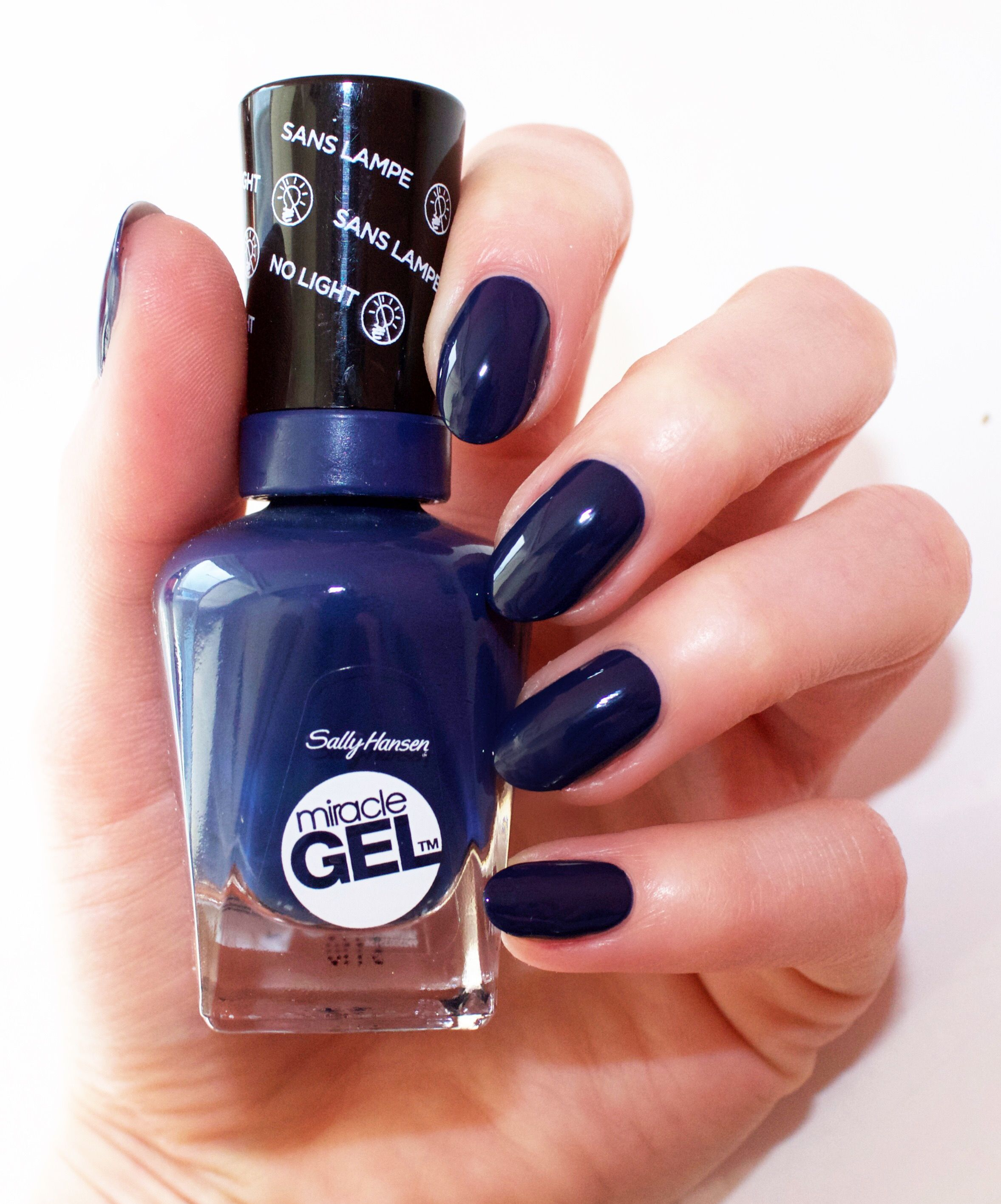 sally hansen - midnight mod | nails | pinterest | sally hansen
