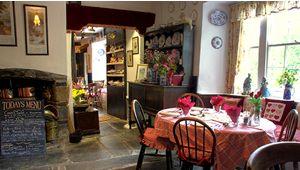 The rectory tea room Yorkshire***