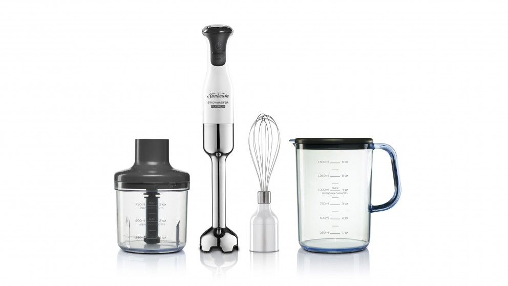 Sunbeam Stick Master Platinum Mixer - Mixers & Food Processors ...