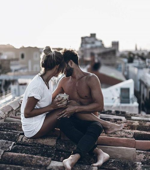 good morning coffee | Фотосессия для пары, Любовная пара
