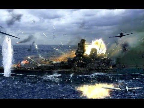 The End Of The Japanese Battleship Yamato - World