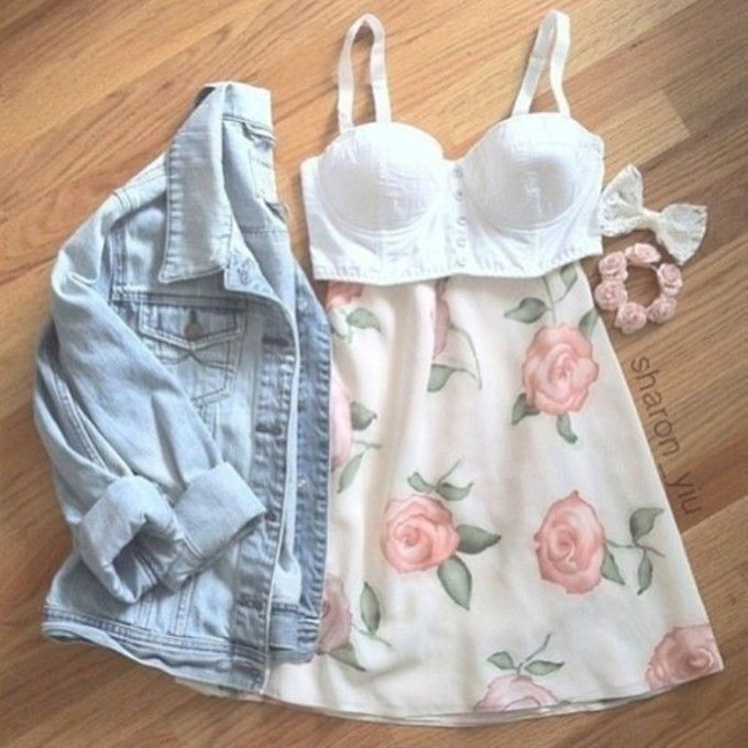 468df07501e94 15 Cute Summer Polyvore Outfits - Always in Trend | Always in Trend ...
