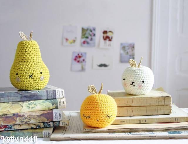 Virkatut hedelmät mukaan luokkaan. Opetyskäyttöön avuksi. Voidaan hyödyntää vaikka matematiikan tai biologian kanssa.