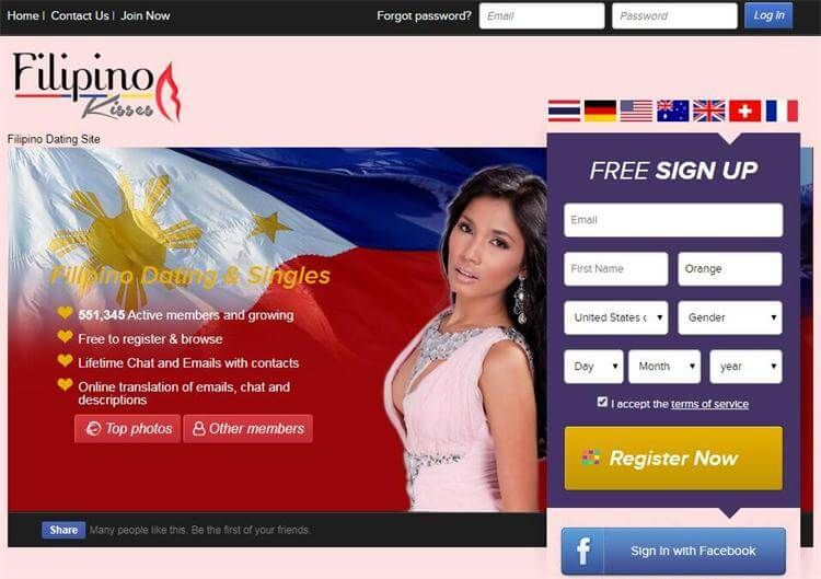 Filipino Kisses | 10 Best Filipino Dating Sites & Apps (2017