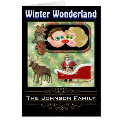 Create Your Own Christmas Photo Template - christmas cards merry
