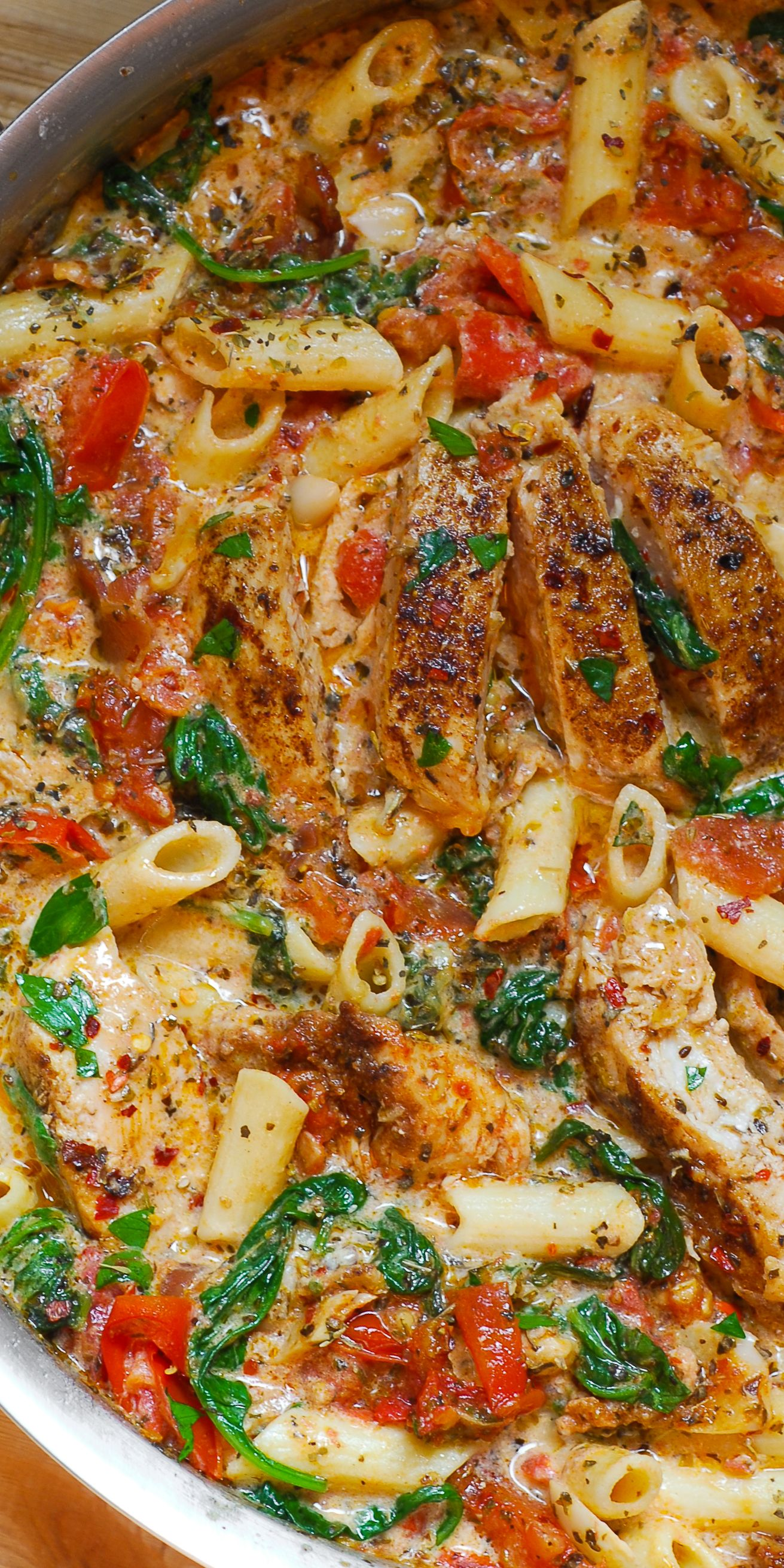 Photo of Creamy Chicken Pasta