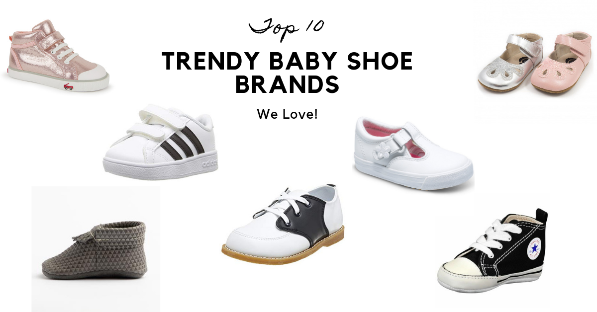 Trendy baby shoes