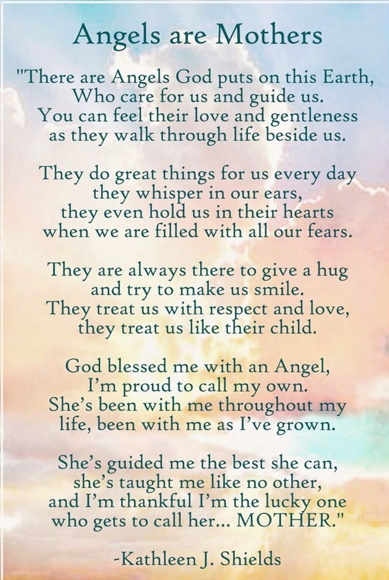 - 22 Touching Death Anniversary Quotes for Mother ...