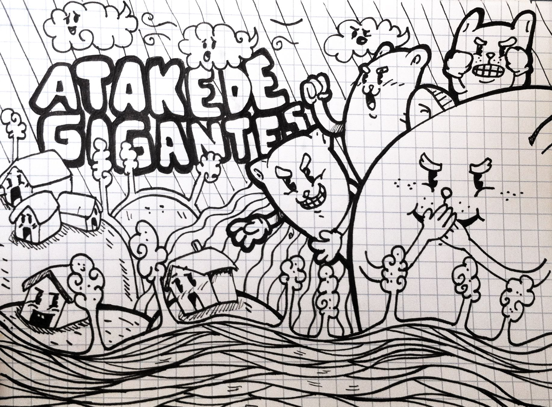 AtakedeGigantes :B