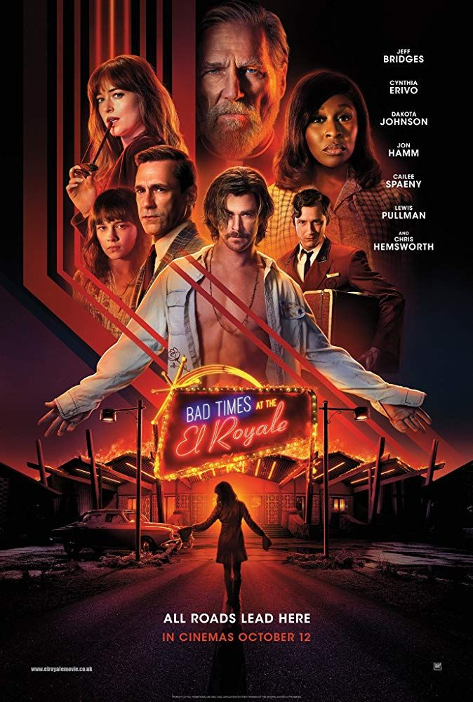 Assistir Maus Momentos No Hotel Royale Bad Times At The El Royale