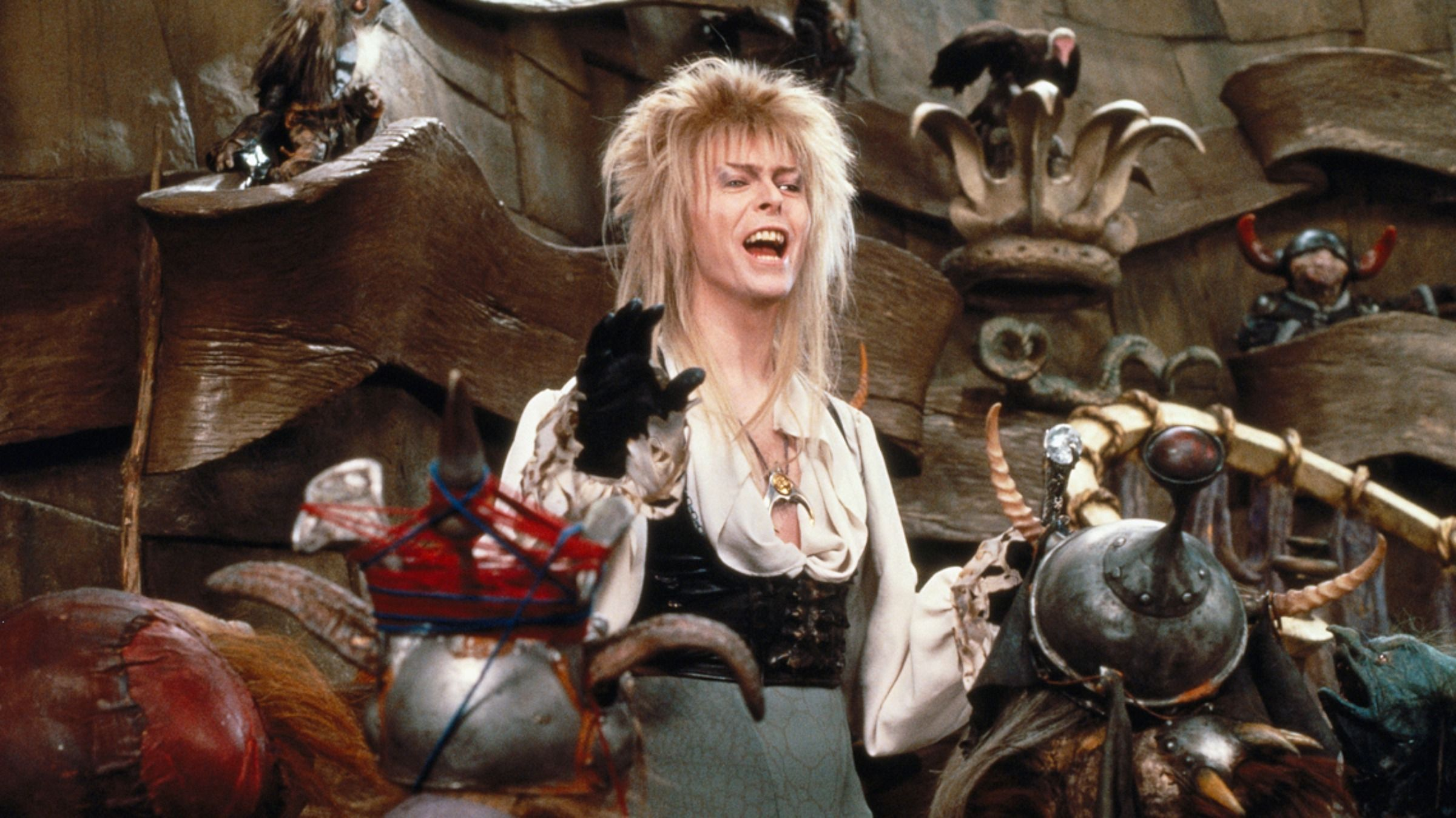 Labyrinth's soundtrack is an essential part of David Bowie's legacy · For Our Consideration · The A.V. Club