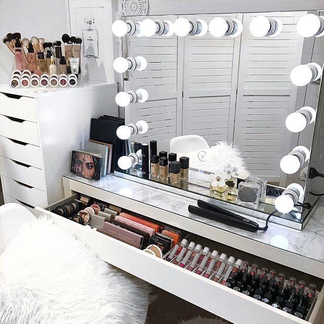 Instagram Analytics In 2019 Makeup Vanity Makeup Rooms