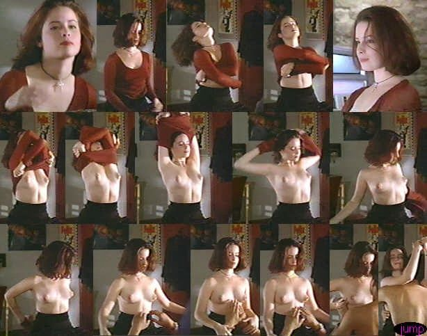 Holly marie combs spreading it wide