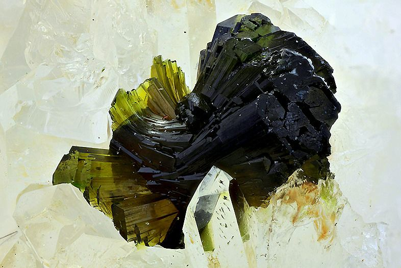 Epidote Photo Copyright © Chinellato Matteo