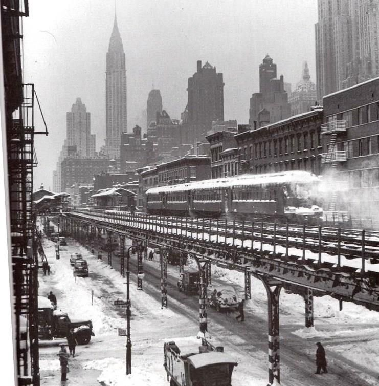 This Is What Mass Transportation Looked Like Before Cars