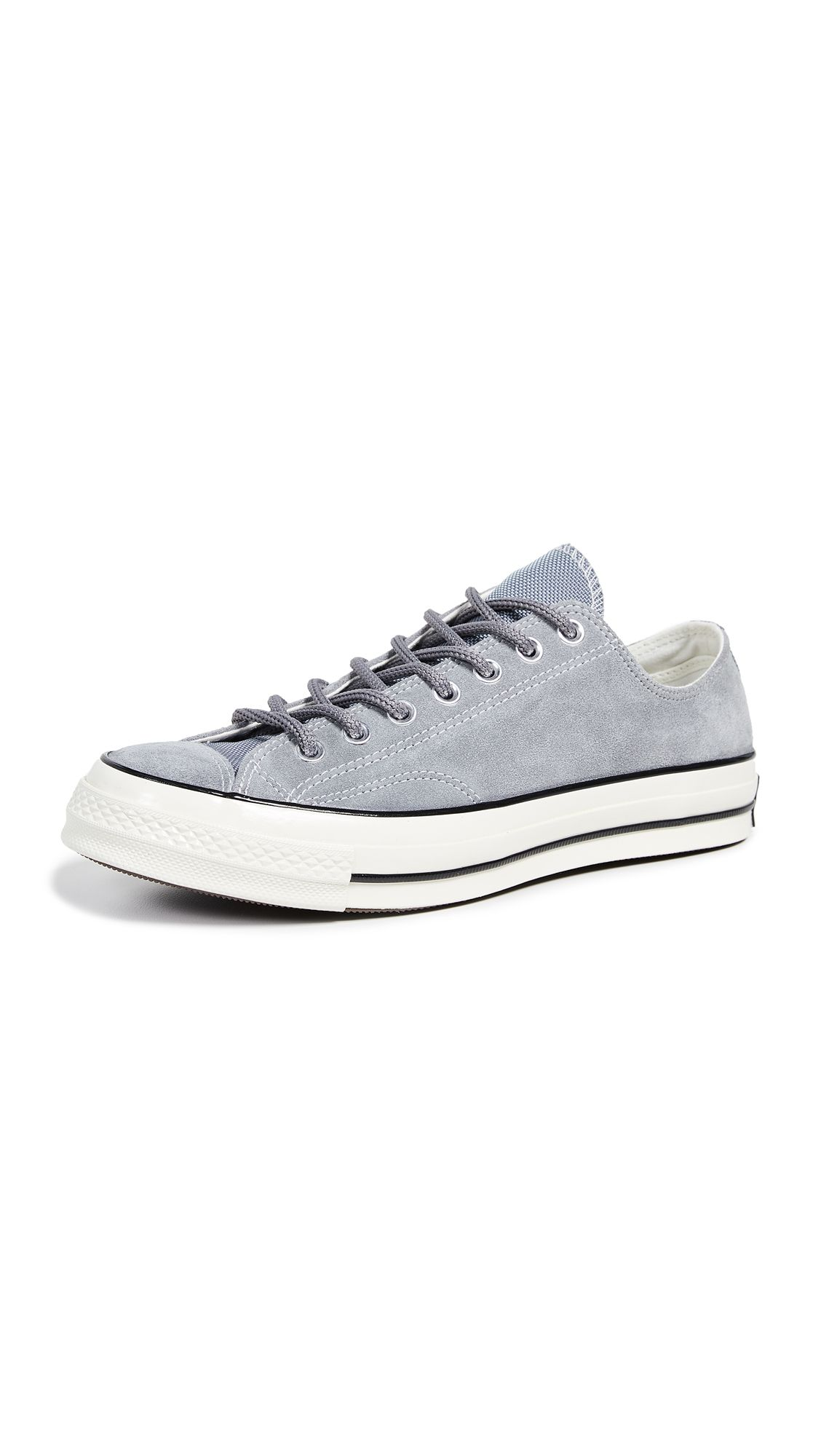 c28945fb5007 CONVERSE CHUCK 70 BASE CAMP SUEDE LOW TOP SNEAKERS.  converse  shoes ...