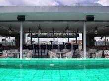 Soho House Berlin Pool bar