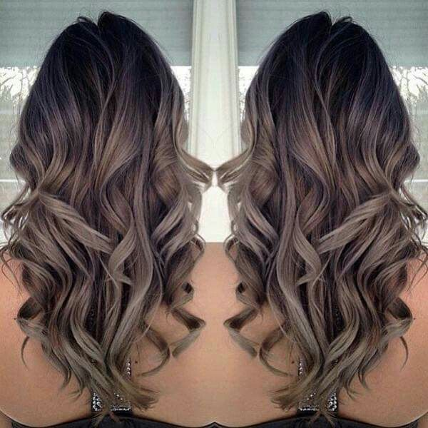 Im Totally Trying This Hair Pinterest Hair Coloring Hair