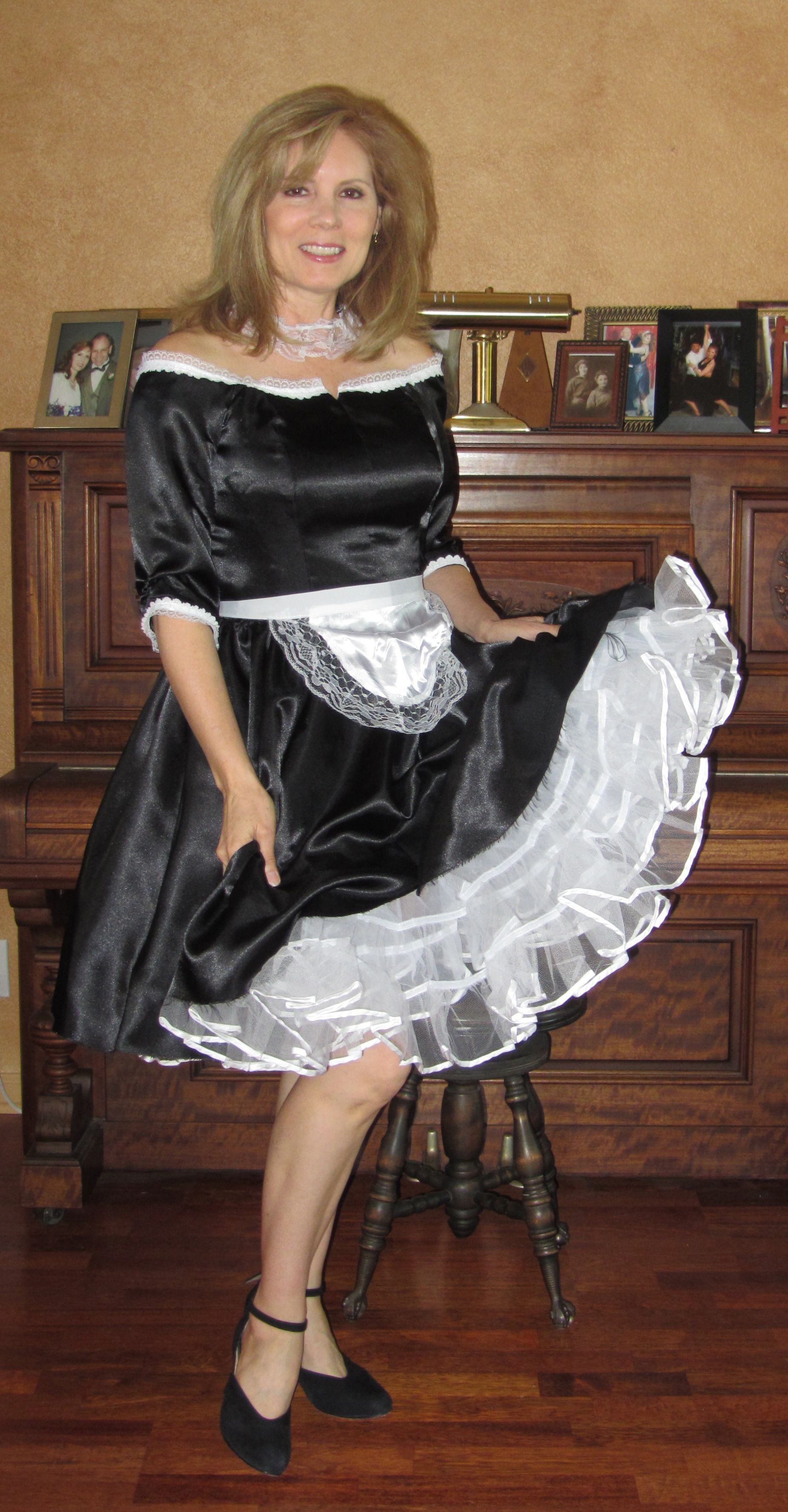Opinion you Wife french maid costume