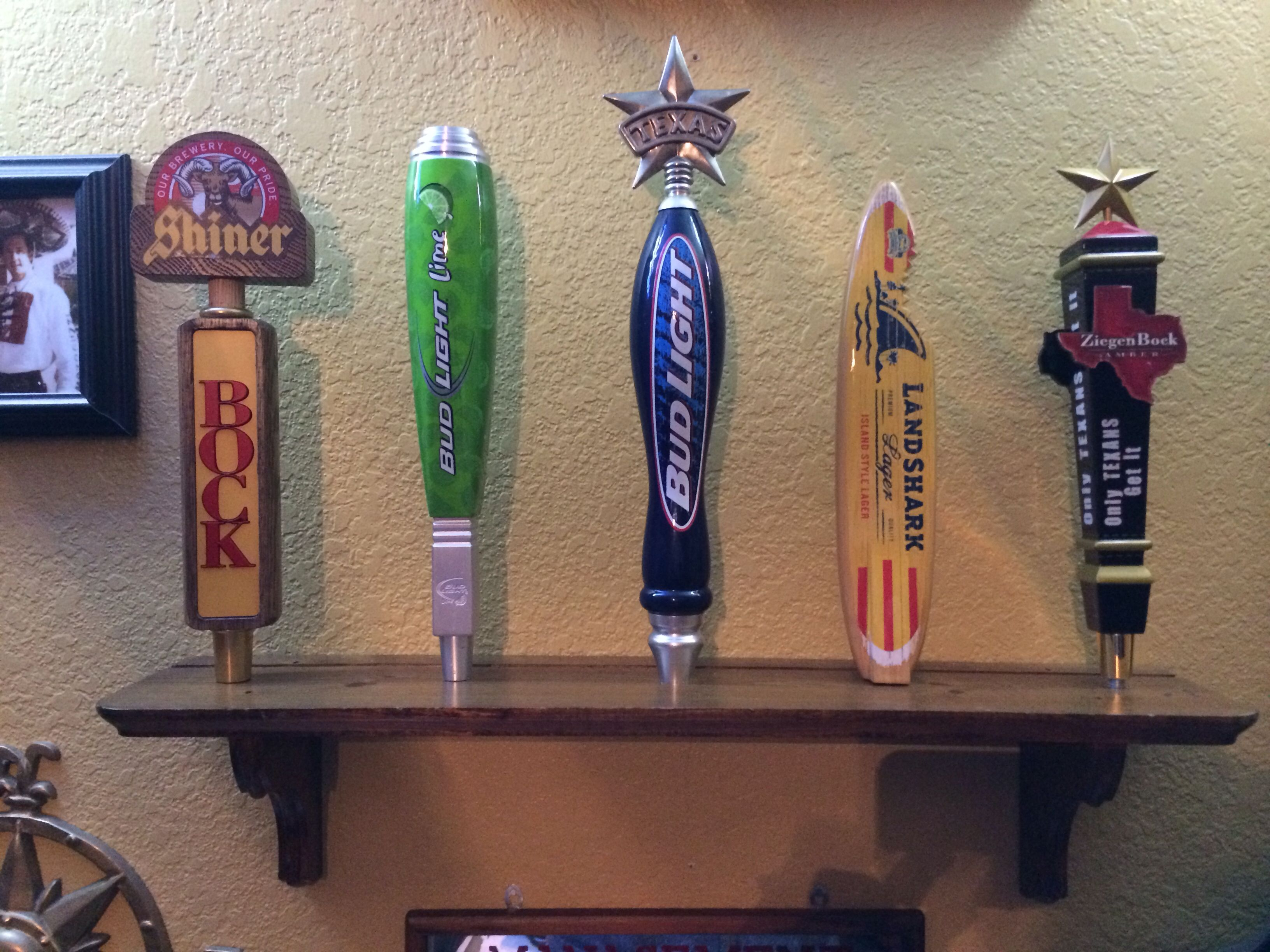 Beer Tap Display We Made This Adult Beverages