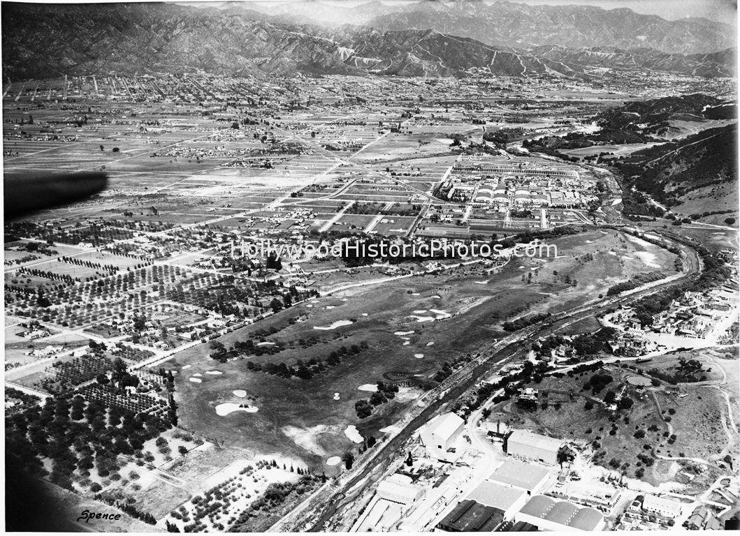 Toluca Lake & Burbank 1933 Historic Photos Pinterest