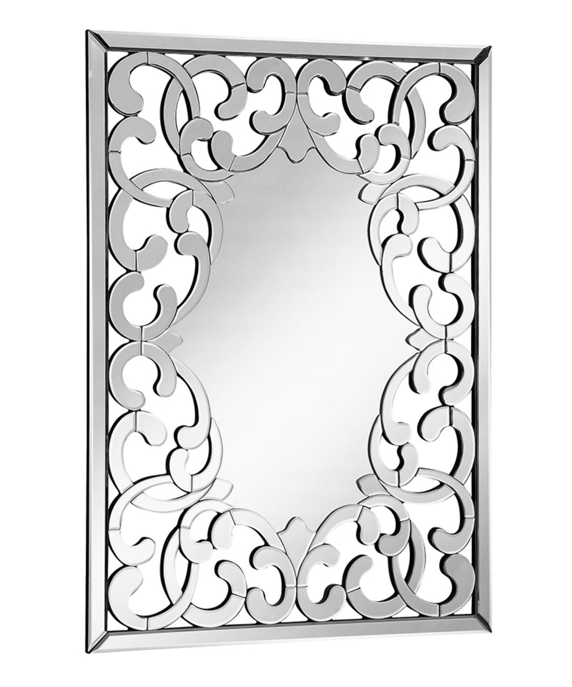Elegant Lighting Mr 4005 Modern Wall Mirror Ad Modern Mirror
