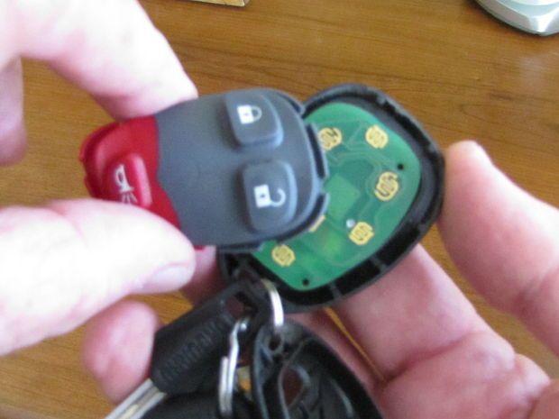 Car Key Fob Repair Car Key Fob