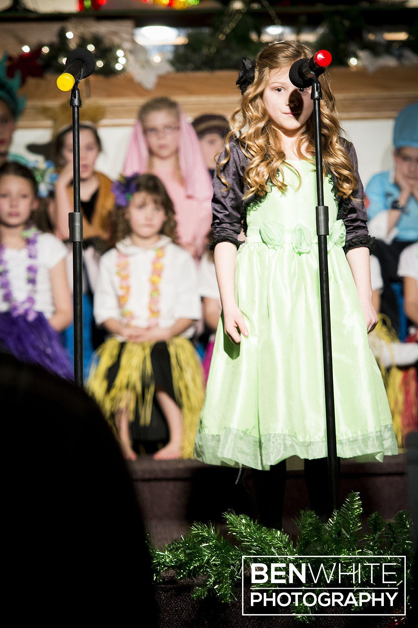 Kids Christmas Play Drama. Fellowship Baptist Church, Clarklake ...