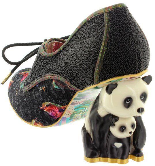 Irregular Choice Pumps PING YIN Do you love Pandas? :O)