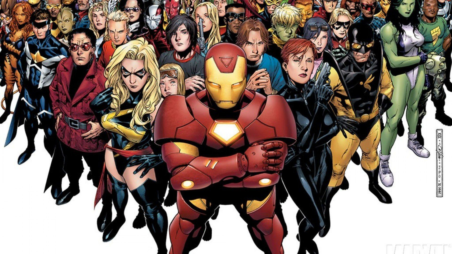Image result for iron man avengers comics
