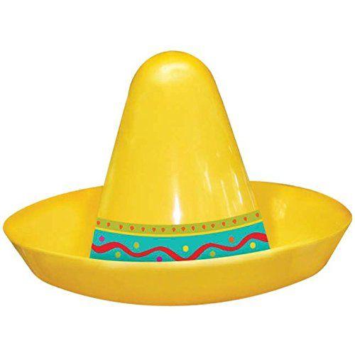 Amscan Cinco De Mayo Fiesta Party Mini Sombreros Hat (8 P... https cd93471d594