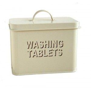 Washing Tablets Tin